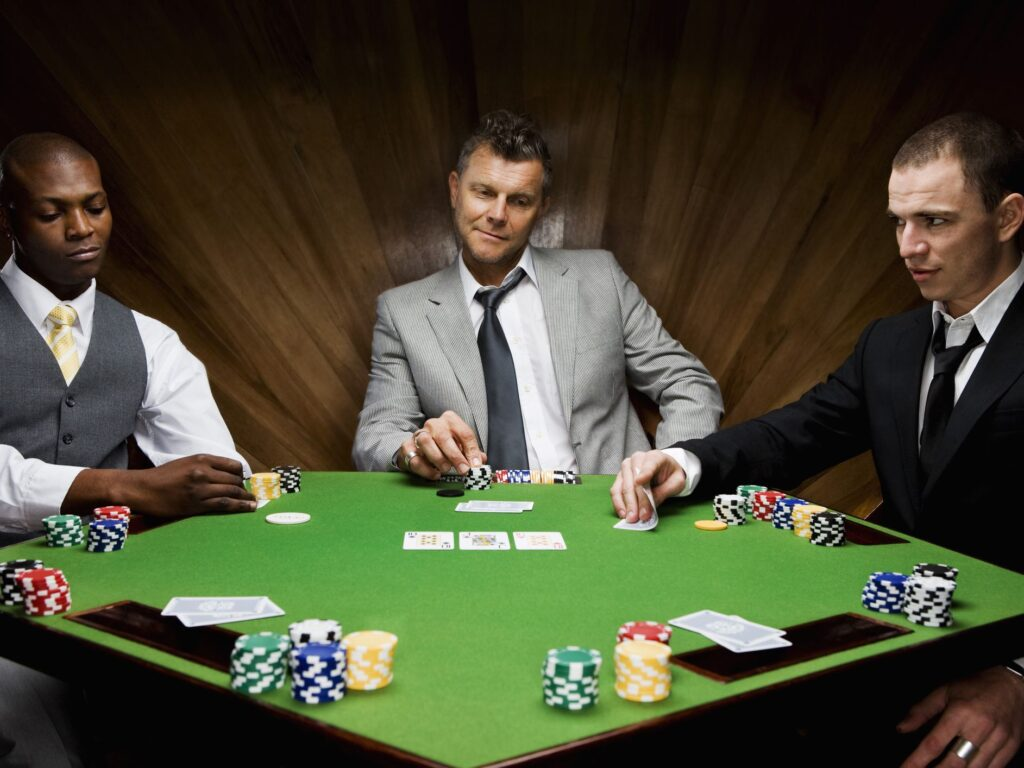 Learn to Play Poker - Texas Hold'em